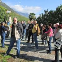 Gita 2014 dei Patrizi in Valtellina